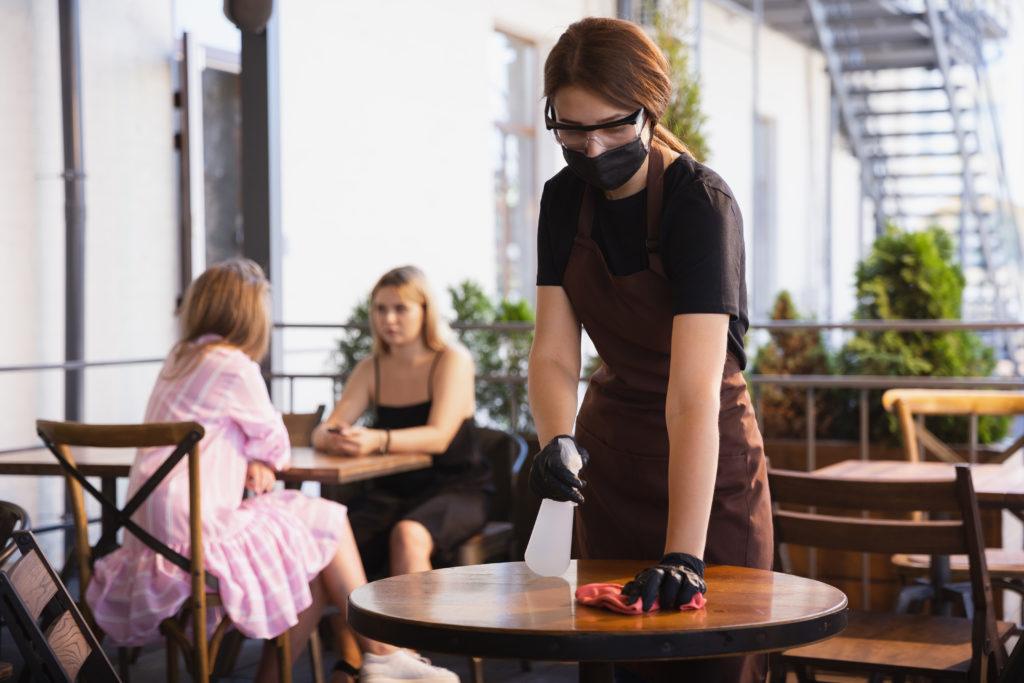 Wytyczne dla restauracji